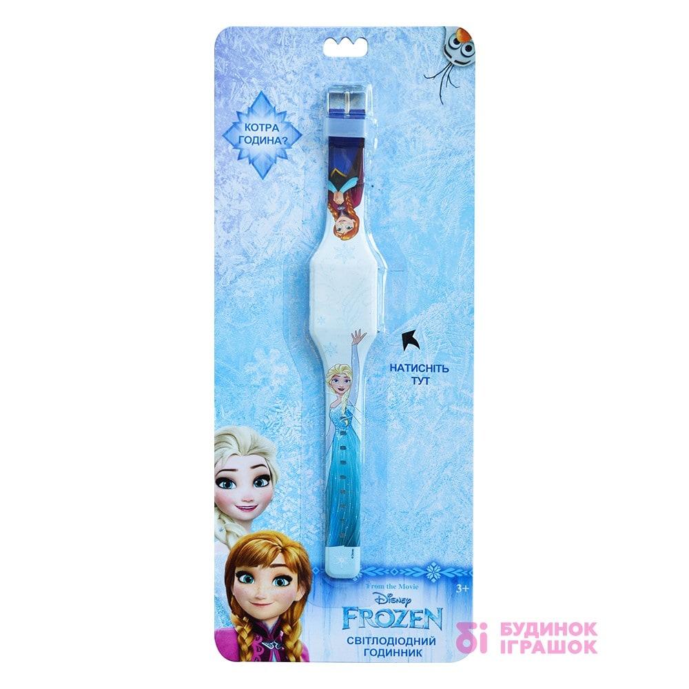 Годинник світлодіодний Холодне серце TBL (FR32904) - купити в магазині  дитячих іграшок  Будинок іграшок  b2cae6b8aa544