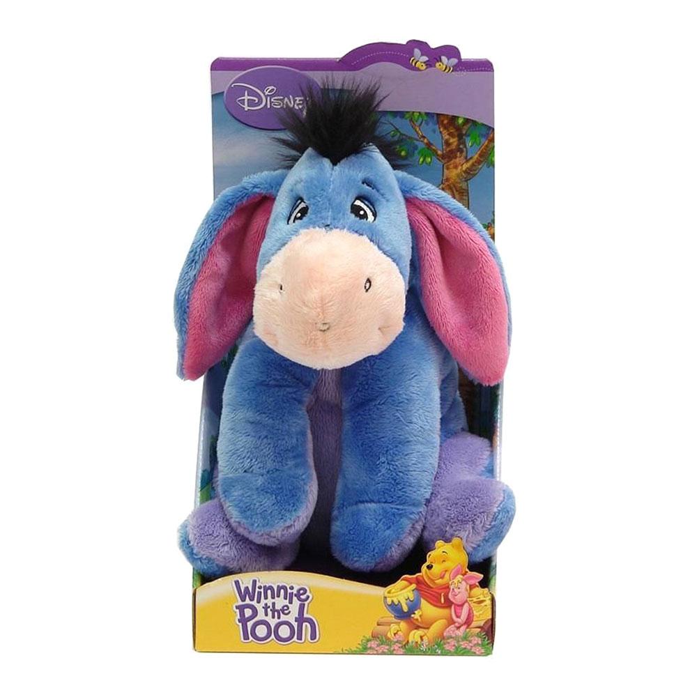 Купить Персонажи мультфильмов, игровые фигурки, Мягкая игрушка Ослик Иа Disney plush 50 см (PDP1300066), Країна Іграшок