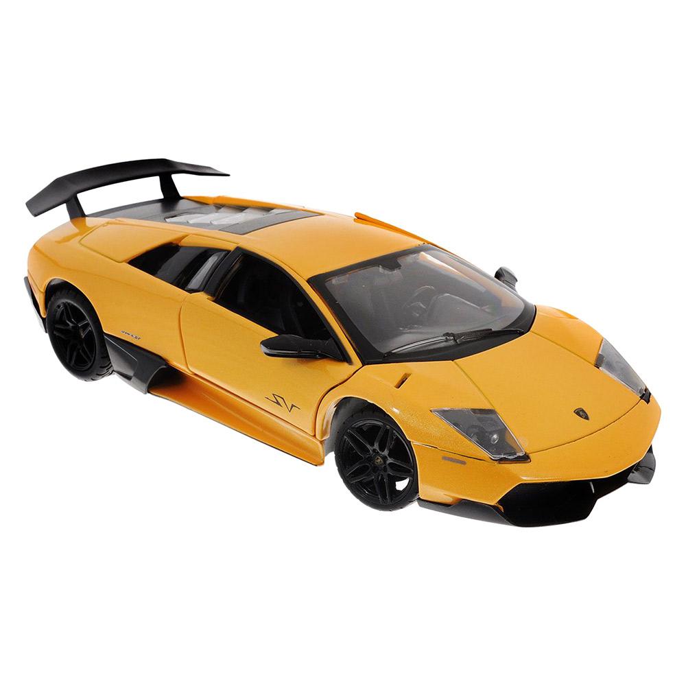 Купить Радиоуправляемые модели, игрушки, Машинка на радиоуправлении Lamborghini MZ 1:14 желтая (2015/2015-22015/2015-2)