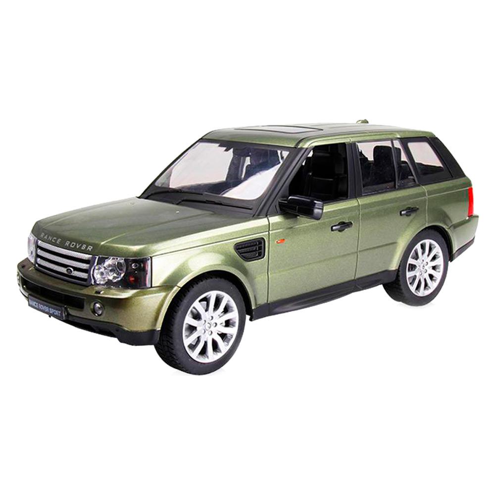 Автомодель MZ Land rover на радиоуправлении 1:14 зеленая (2021/2021-32021/2021-3)