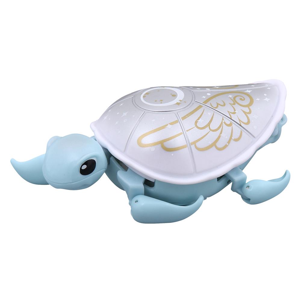 Купить Персонажи мультфильмов, игровые фигурки, Интерактивная игрушка Черепашка Little Live Pets Жемчужинка (28252)
