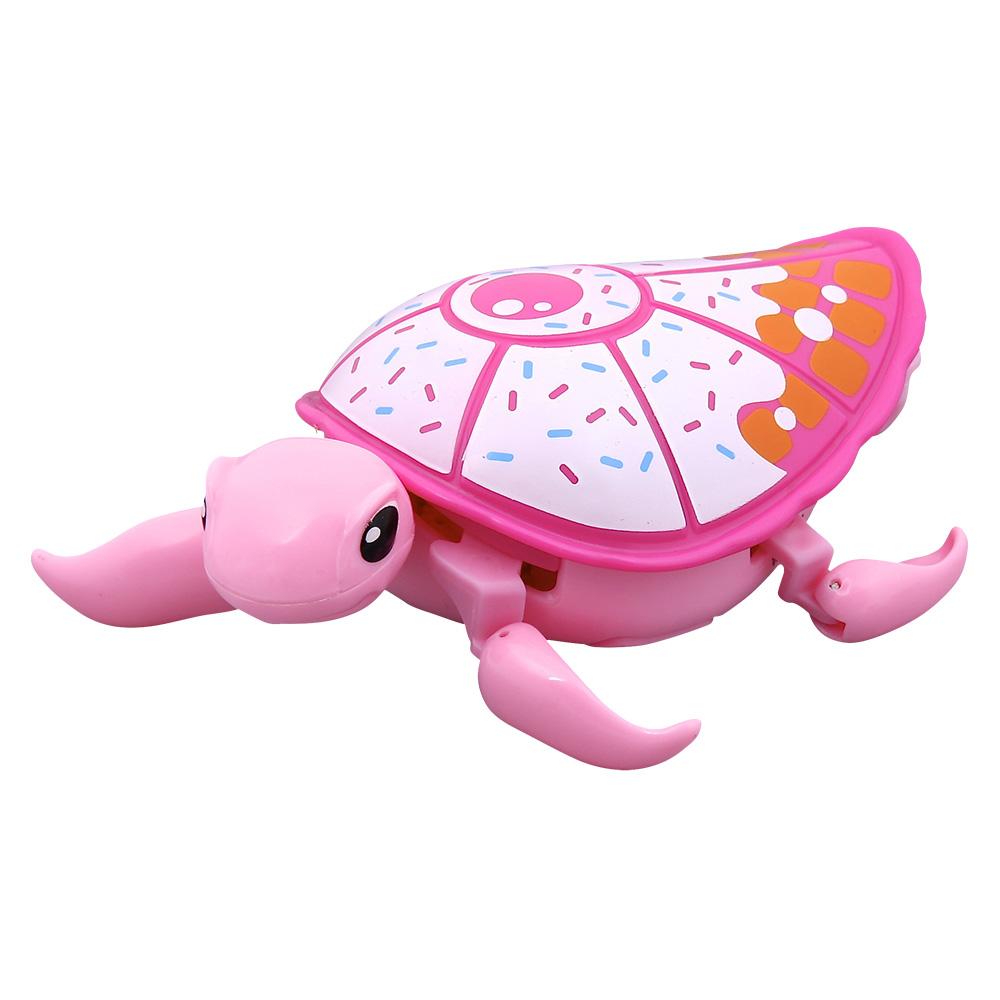 Купить Персонажи мультфильмов, игровые фигурки, Интерактивная игрушка Черепашка Little Live Pets Пломбир (28255)