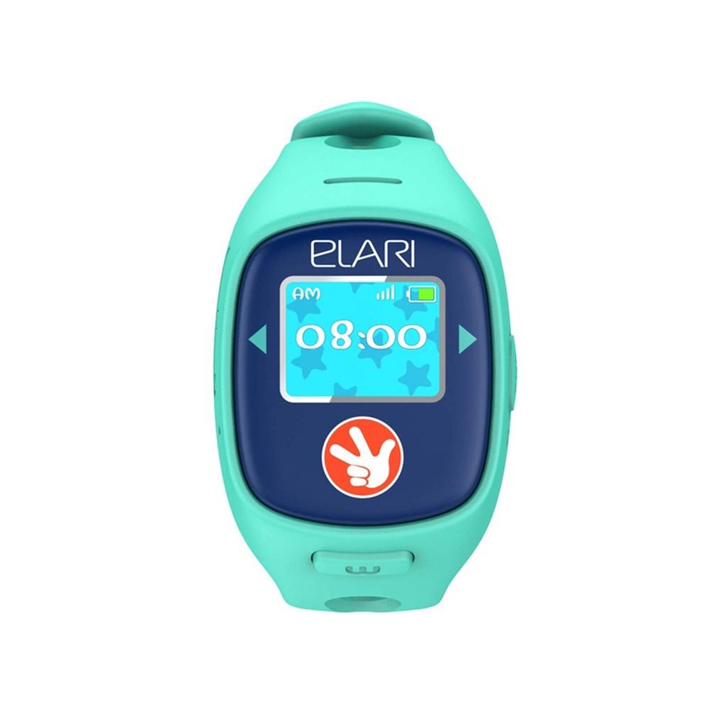 Дитячі годинник-телефон з GPS і WIFI трекером Fixitime 2 блакитні  (FT-201BL) - купити в магазині дитячих іграшок  Будинок іграшок  ee2c533029a21
