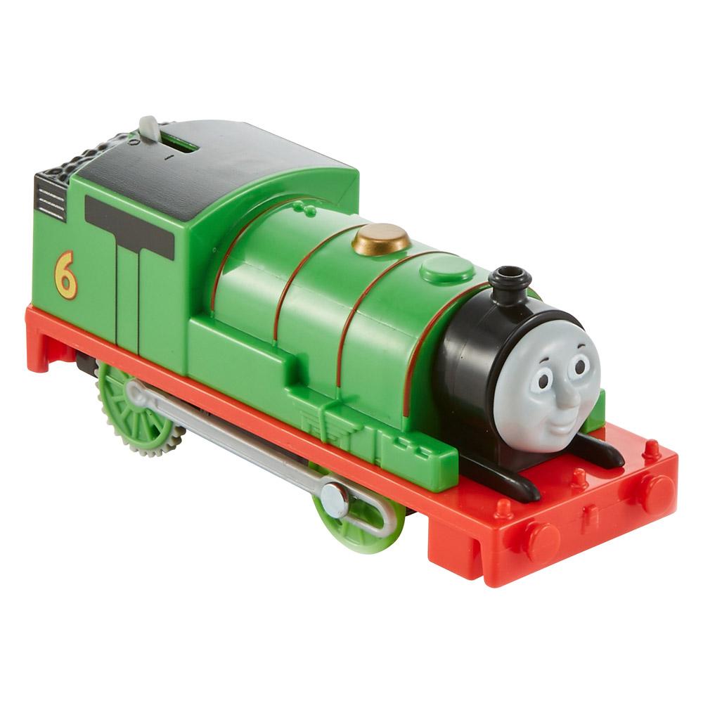 Моторизований паровоз Thomas   Friends Персі (CKW29 DFJ38) - купити в  магазині дитячих іграшок  Будинок іграшок  1116712035c82