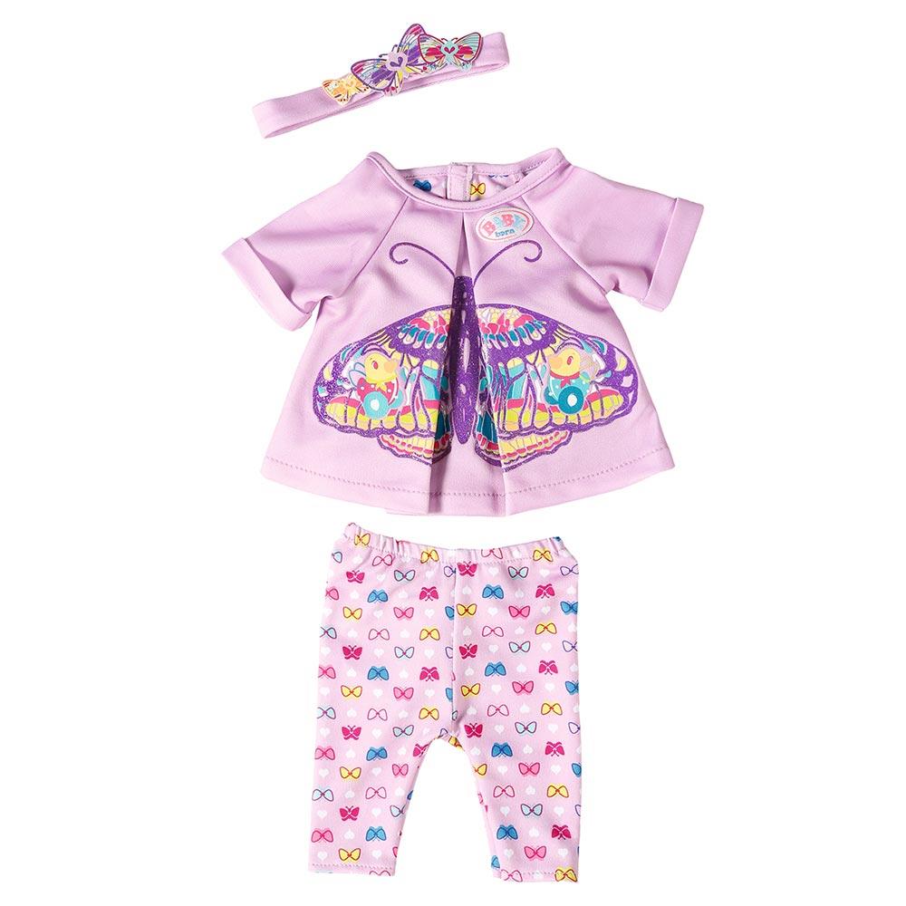 Набір одягу для ляльки Baby Born Метелик Zapf Creation (823545) - купити в  магазині дитячих іграшок  Будинок іграшок  e65d5eeb0955b