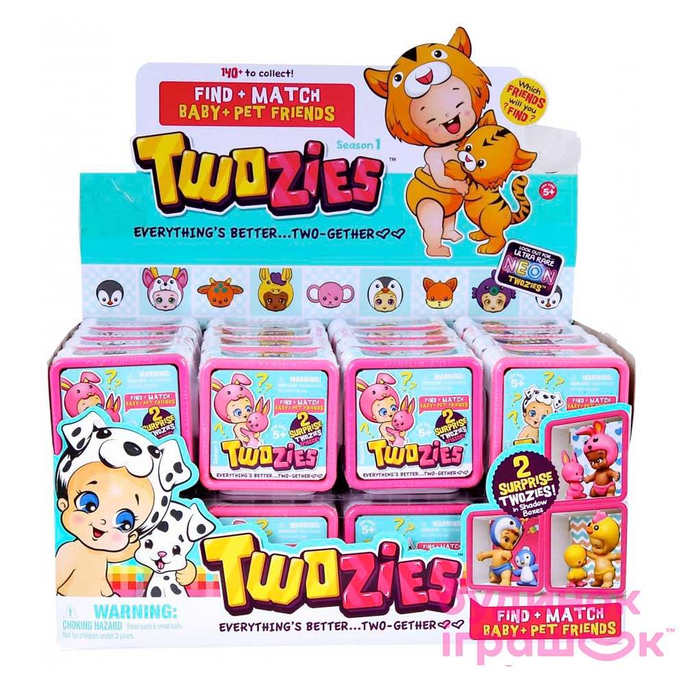 Набор фигурок Twozies S1 Домик 1 ребенок 1 любимец (57001) - купить в магазине  детских игрушек  Будинок іграшок  4704446d6b79a