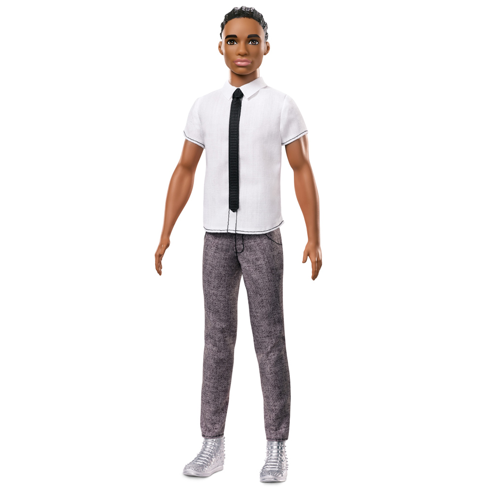 Кукла Кен Модник Классический стиль Barbie белая рубашка и галстук  (DWK44 FNH42) - купити в магазині дитячих іграшок  Будинок іграшок  0a229e9a36c41