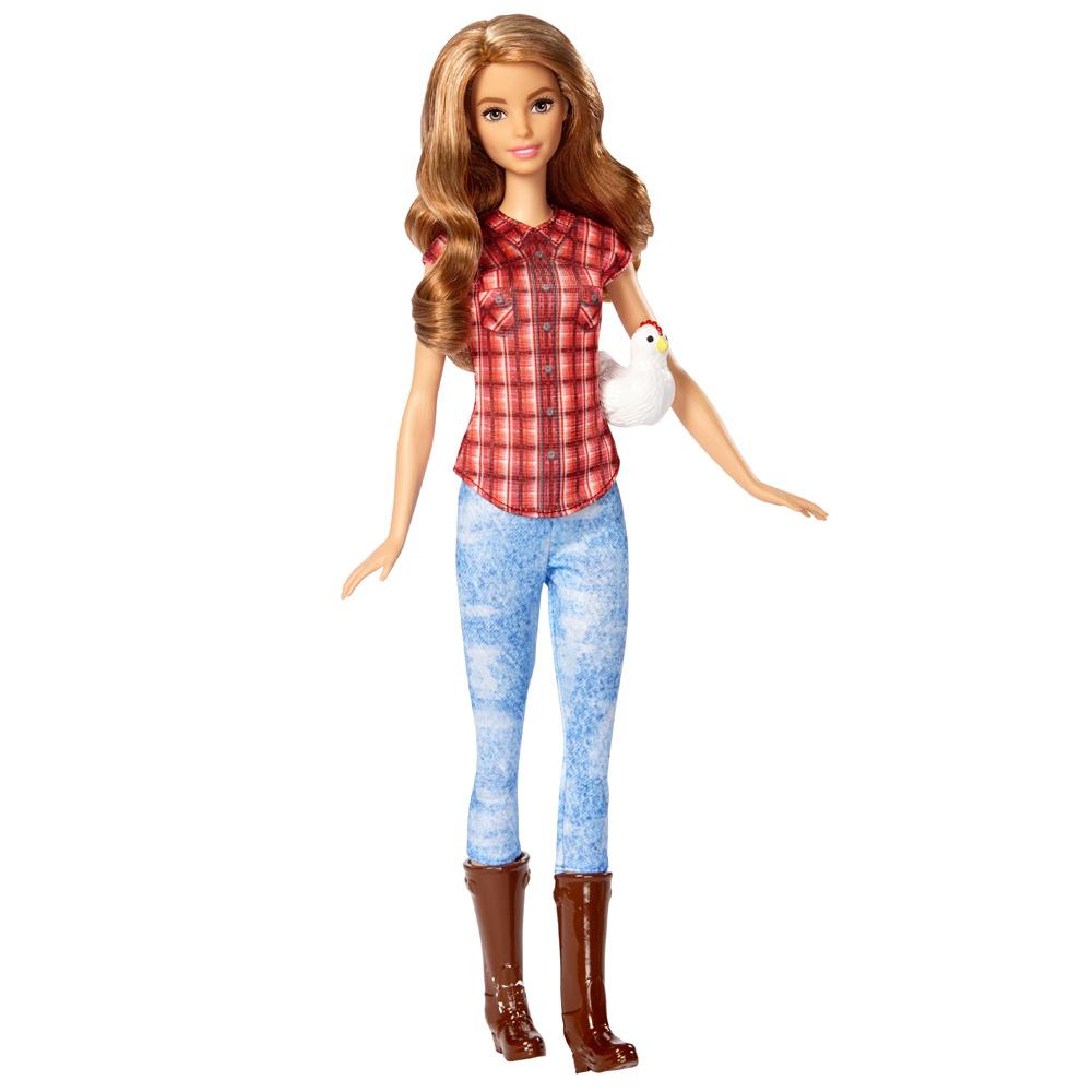 8fb69e415d6aaf1 Кукла Фермер Barbie Я могу быть… (DVF50/DVF53) 【 Будинок іграшок 】 купить в  Киеве, Харькове, Одессе по низкой цене