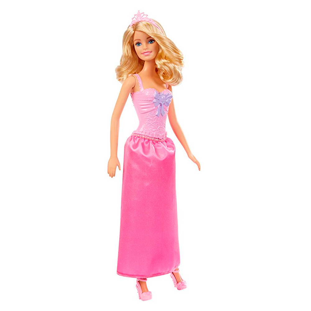 9b03a277561 Кукла Принцесса Barbie розовая (DMM06 DMM07) - купить в магазине ...