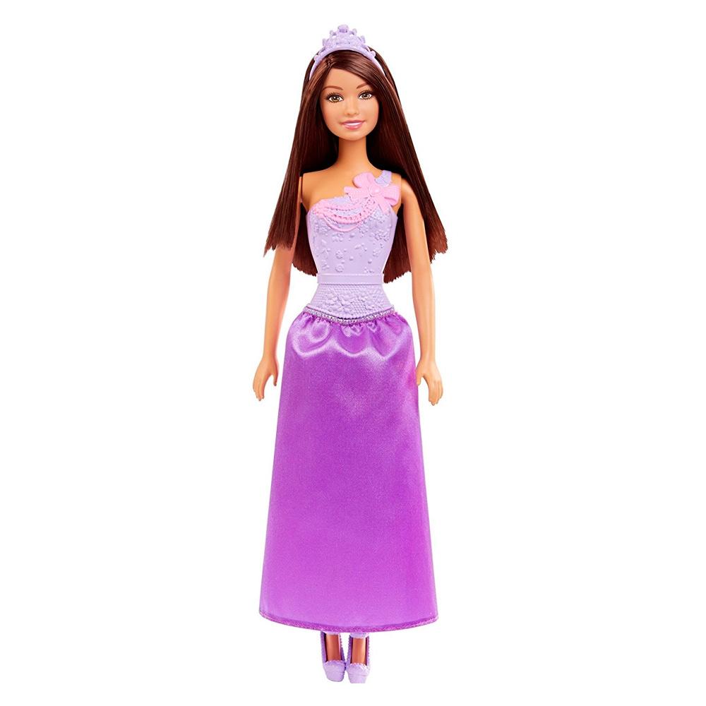 988ef8d1fea Кукла Принцесса Barbie фиолетовая (DMM06 DMM08) - купить в магазине ...