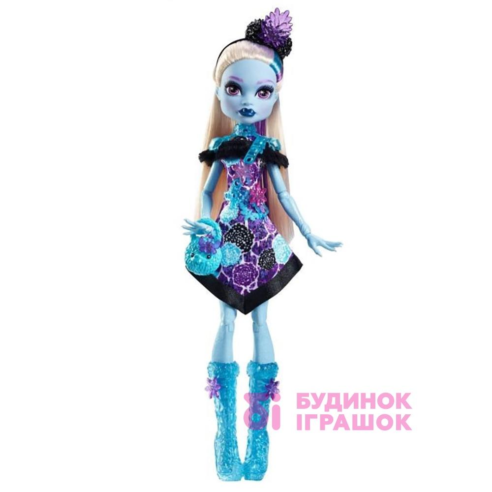 Модельні ляльки - Лялька Квіткова вечірка Monster High Еббі (FDF11   FDF12)  (FDF11 b98c3a1e132b1