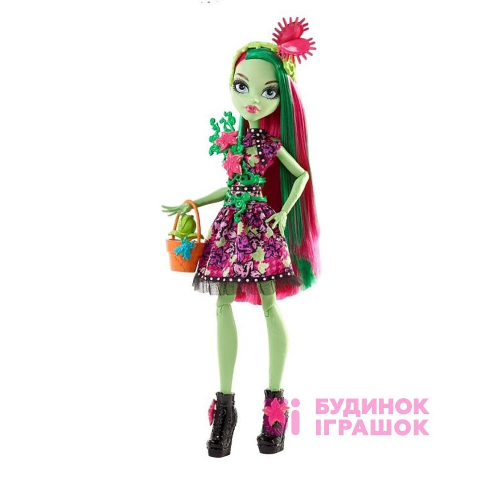 Модельні ляльки - Лялька Квіткова вечірка Monster High Венера (FDF11    FDF14) (FDF11 b43ac70b7f4f7