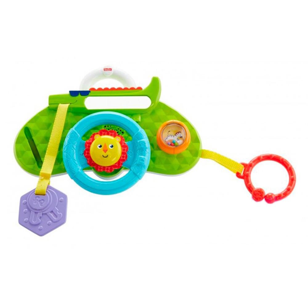 Купить Погремушки, подвески, прорезыватели, Игровая панель Fisher-Price Веселая прогулка (DYW53), Mattel