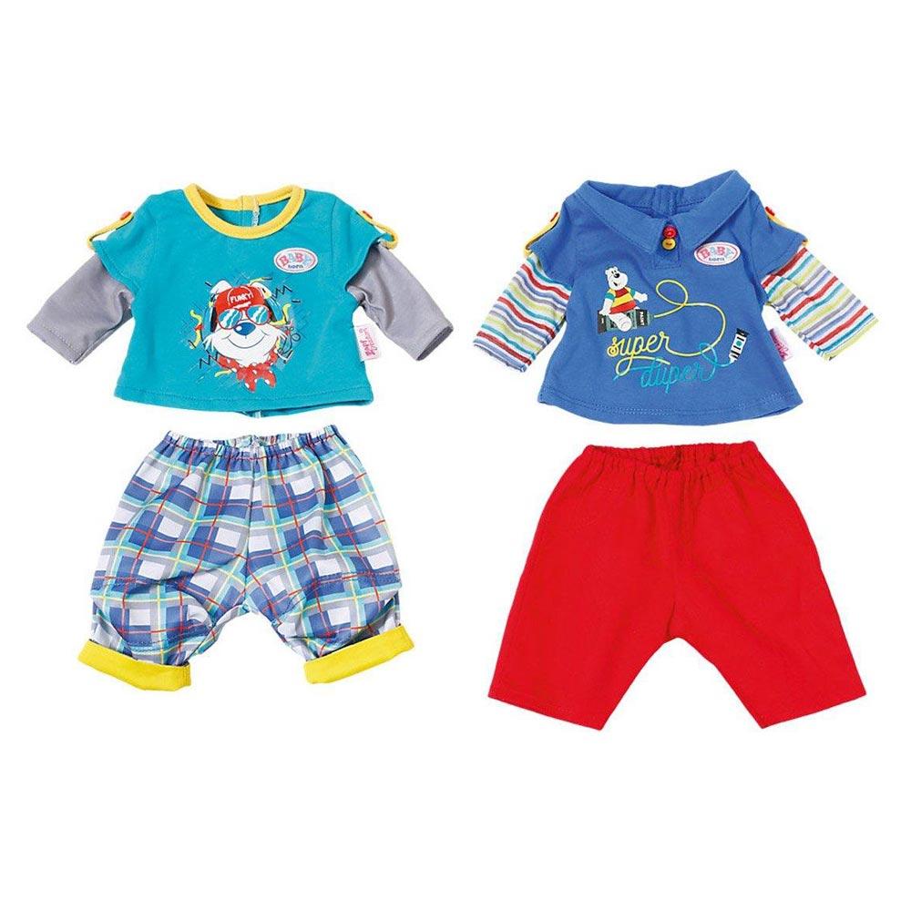 Набір одягу для ляльки Малюк на прогулянці Baby Born 2 види в асортименті  (823927) - купити в магазині дитячих іграшок  Будинок іграшок  f30609201aa9b