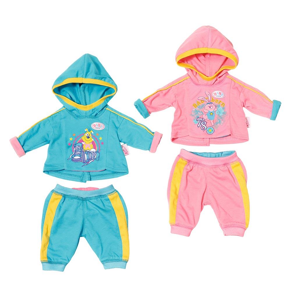 Одяг для ляльки Baby Born Спортивний стиль 2 види в асортименті (823774) -  купити в магазині дитячих іграшок  Будинок іграшок  0c2882c36f95b