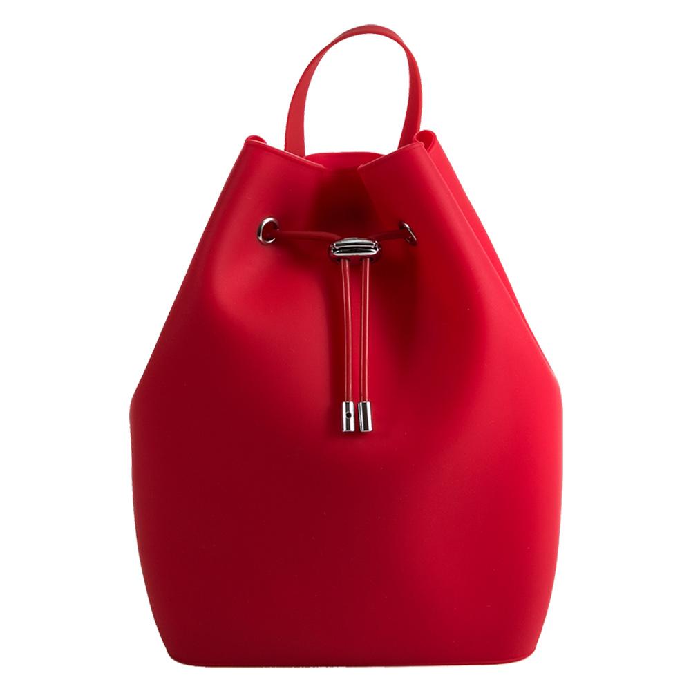 Рюкзаки и сумки - Рюкзак из силикона Tinto Красный S (742049884820) 57707e89994