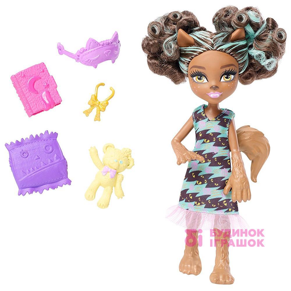Модельні ляльки - Лялька Паула Вульф серії Монстро-сімейка Monster High  (FCV65 FCV66 9c6aaf46fafe9