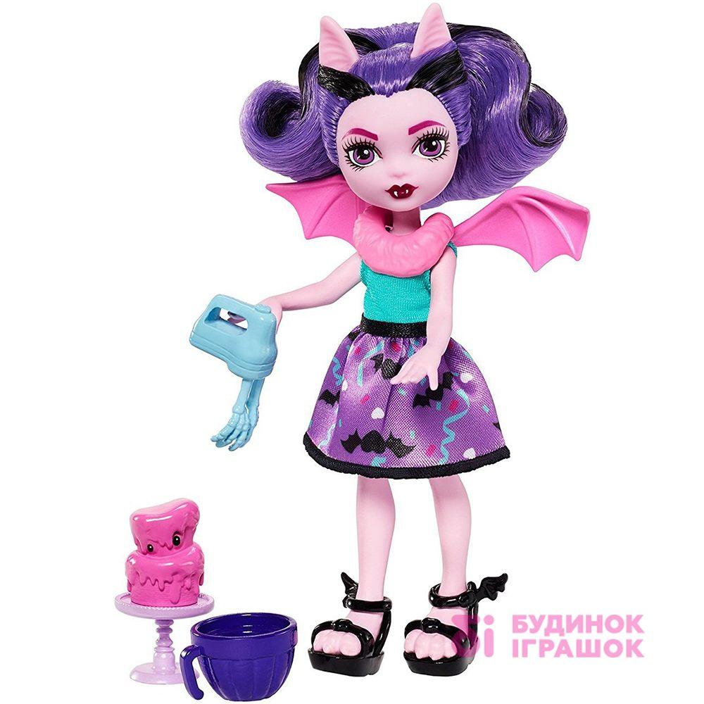 Модельні ляльки - Лялька Fangelica Doll серії Монстро-сімейка Monster High  (FCV65 FCV68 a2962cfb00968