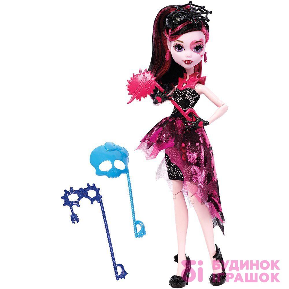 Модельні ляльки - Лялька Draculaura Monster High Ласкаво просимо (DNX32    DNX33) (DNX32 33ebc3b814b48