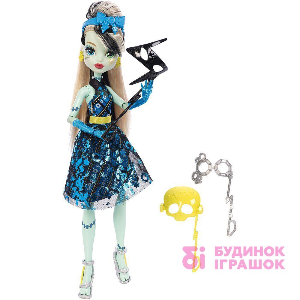Модельні ляльки - Лялька Frankie Stein Monster High Ласкаво просимо (DNX32    DNX34) ... 67ea453a871a0