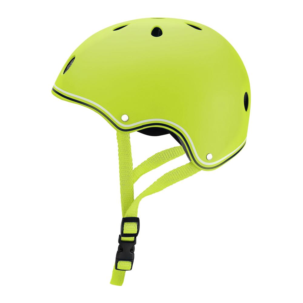 Защитный шлем для детей GLOBBER зеленый 51-54см (500-106)