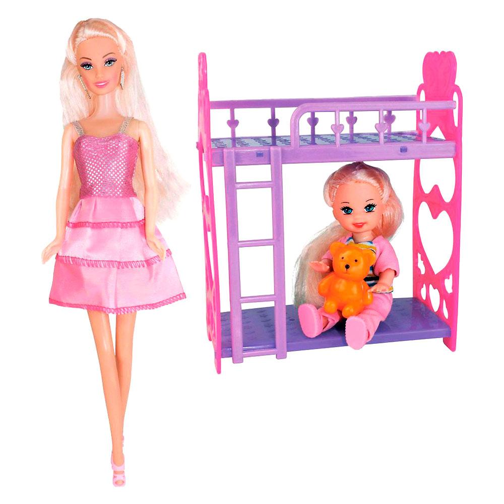 Купить Куклы, наборы для кукол, Кукла Ася Спокойной ночи малыш 28 см (35095)