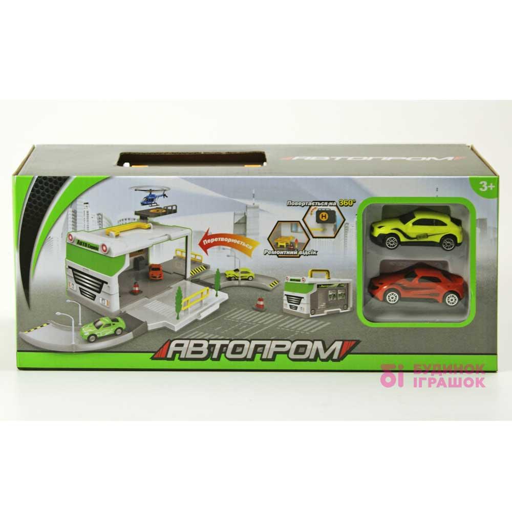 Автопром / Игрушка паркинг в кор (AP1111)