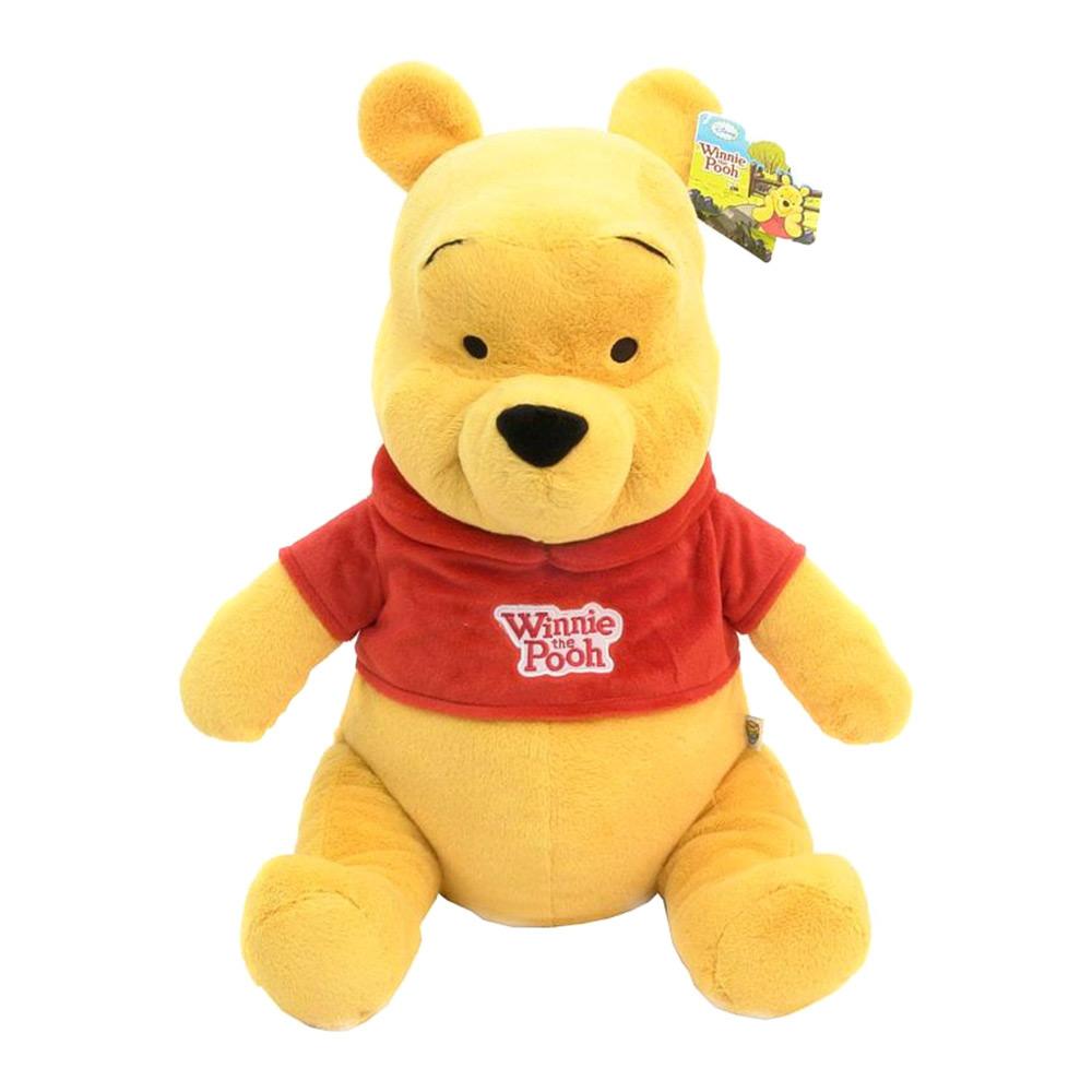 Купить Персонажи мультфильмов, игровые фигурки, Мягкая игрушка Винни Пух Disney plush 43 см (PDP1100047), Країна Іграшок