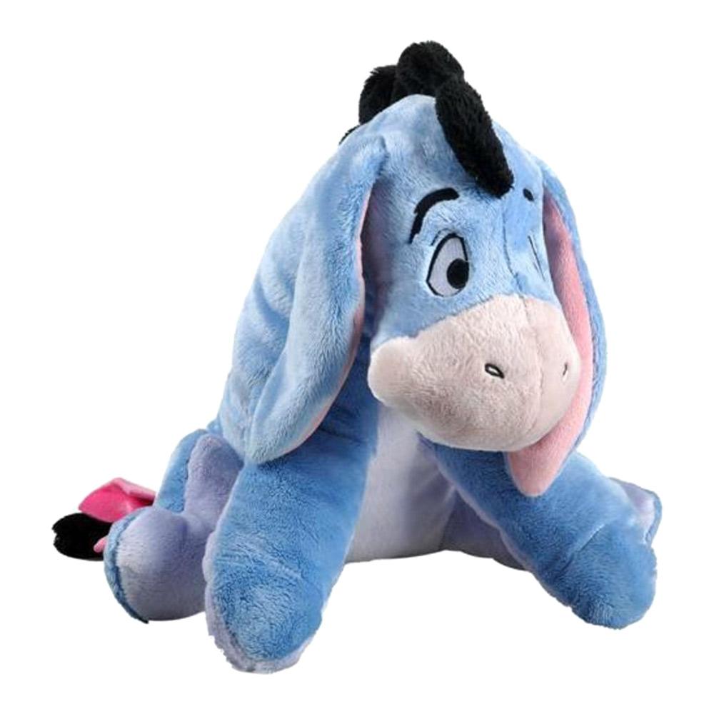 Персонажи мультфильмов, игровые фигурки, Мягкая игрушка Ослик Иа Disney plush 43 см (PDP1100049), Країна Іграшок  - купить со скидкой