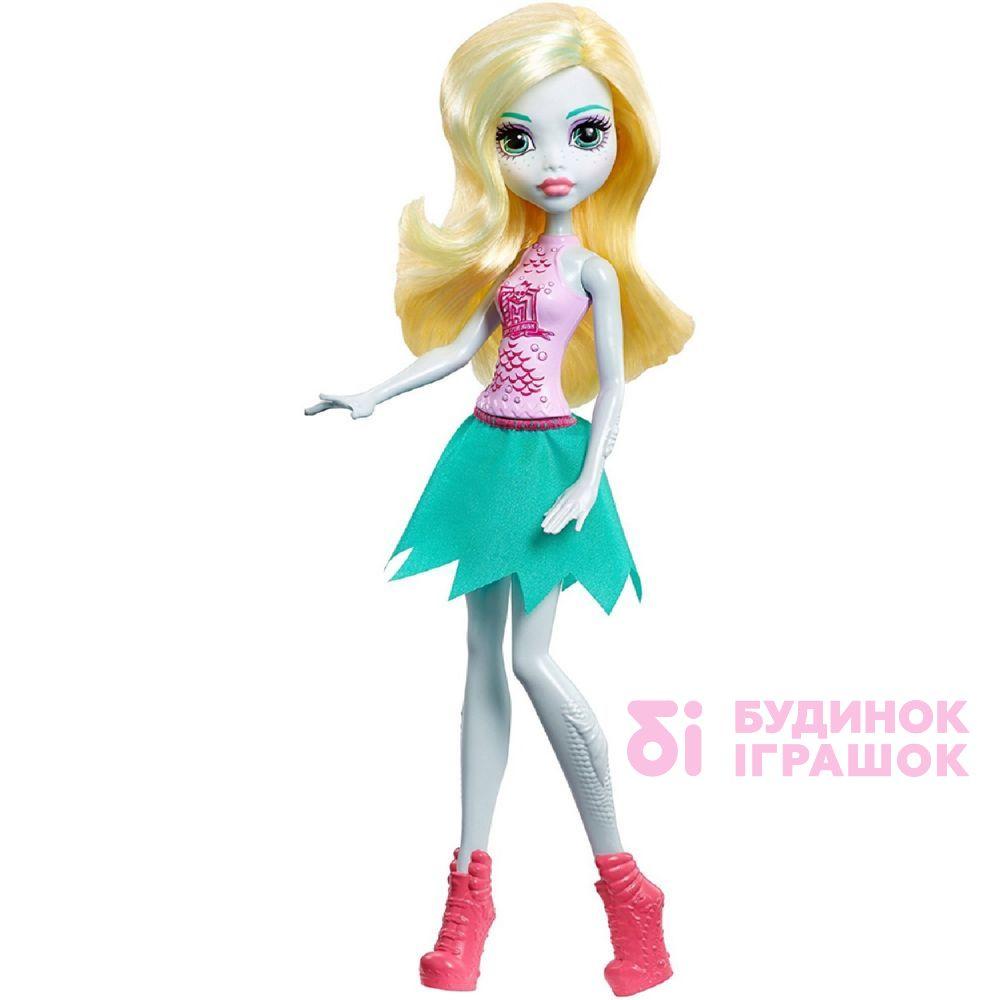 Модельні ляльки - Лялька Черлідер Лагуна Блю Monster High (DNV65 DYC32) 88c09a613d045