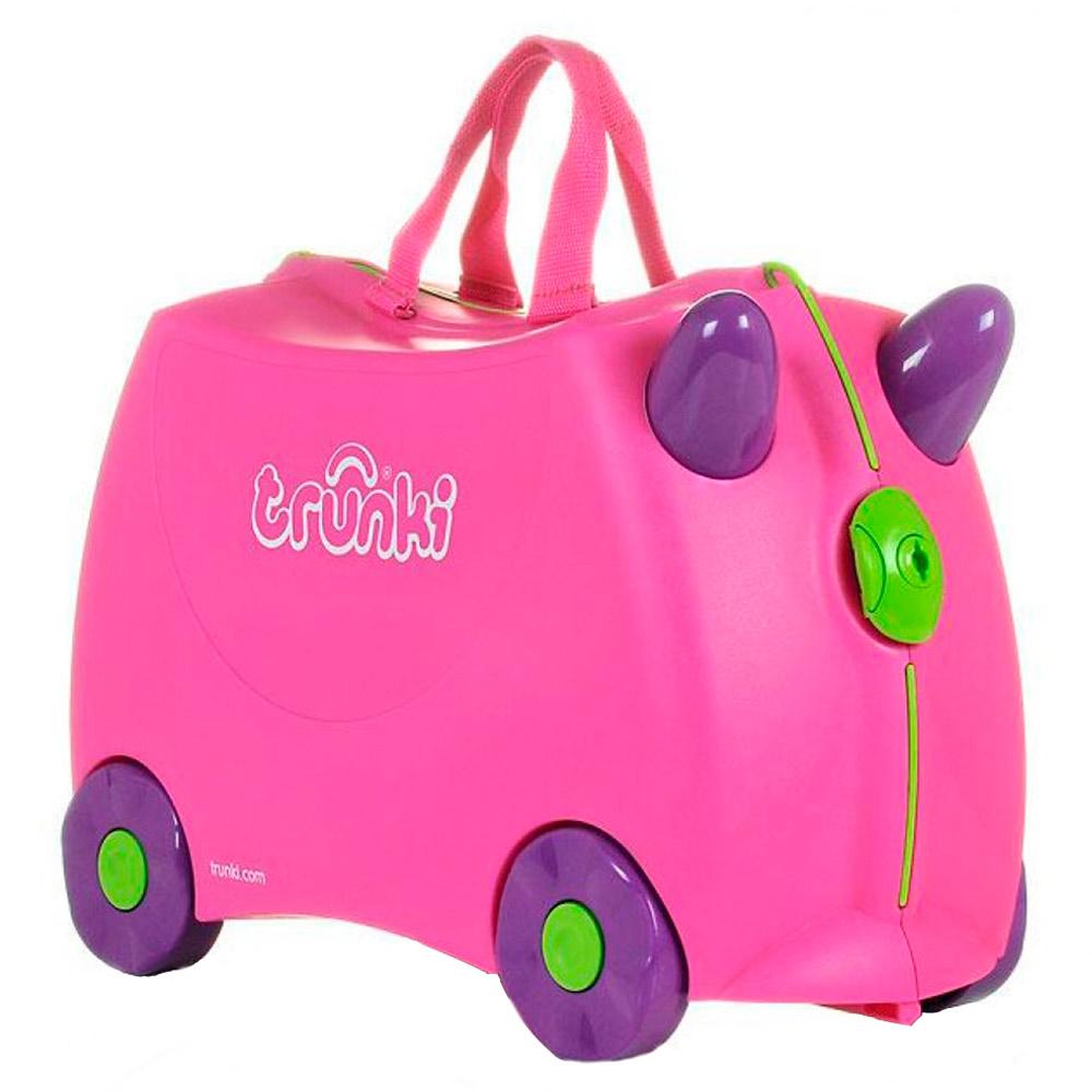 a525a37f9fc4 Детский чемодан Trunki Trixie (0061-GB01-UKV) 【 Будинок іграшок 】 купить в  Киеве, Харькове, Одессе по низкой цене