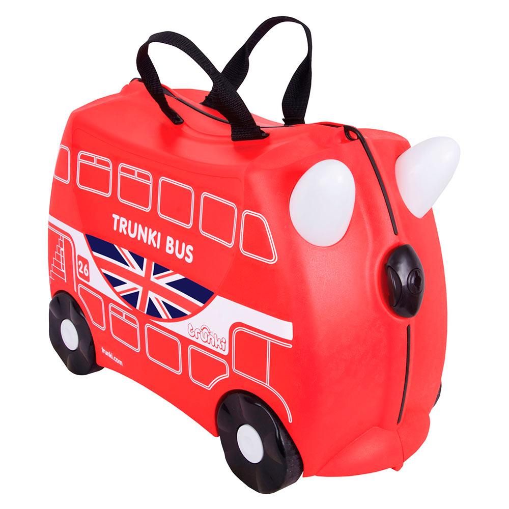b3eb9930484c Детский чемодан Trunki Boris bus (0186-GB01-UKV) 【 Будинок іграшок 】 купить  в Киеве, Харькове, Одессе по низкой цене