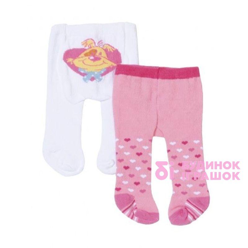 Одяг та аксесуари для пупсів - Колготки для ляльки Baby Born 2 пари 3 види в 3e271b365d6ae