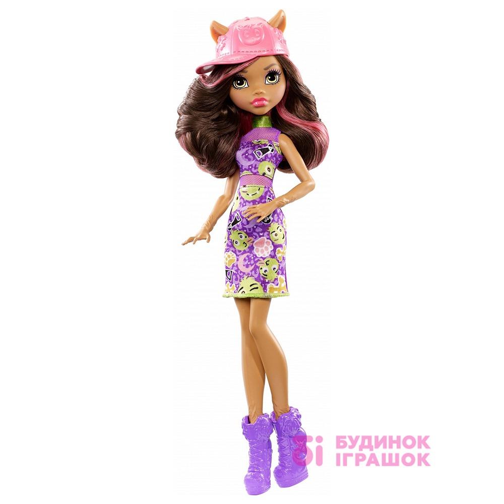 Модельні ляльки - Лялька Новий страхоместр Monster High Клодін Вульф (DTD90    DWR98) ( 912c46f436edd