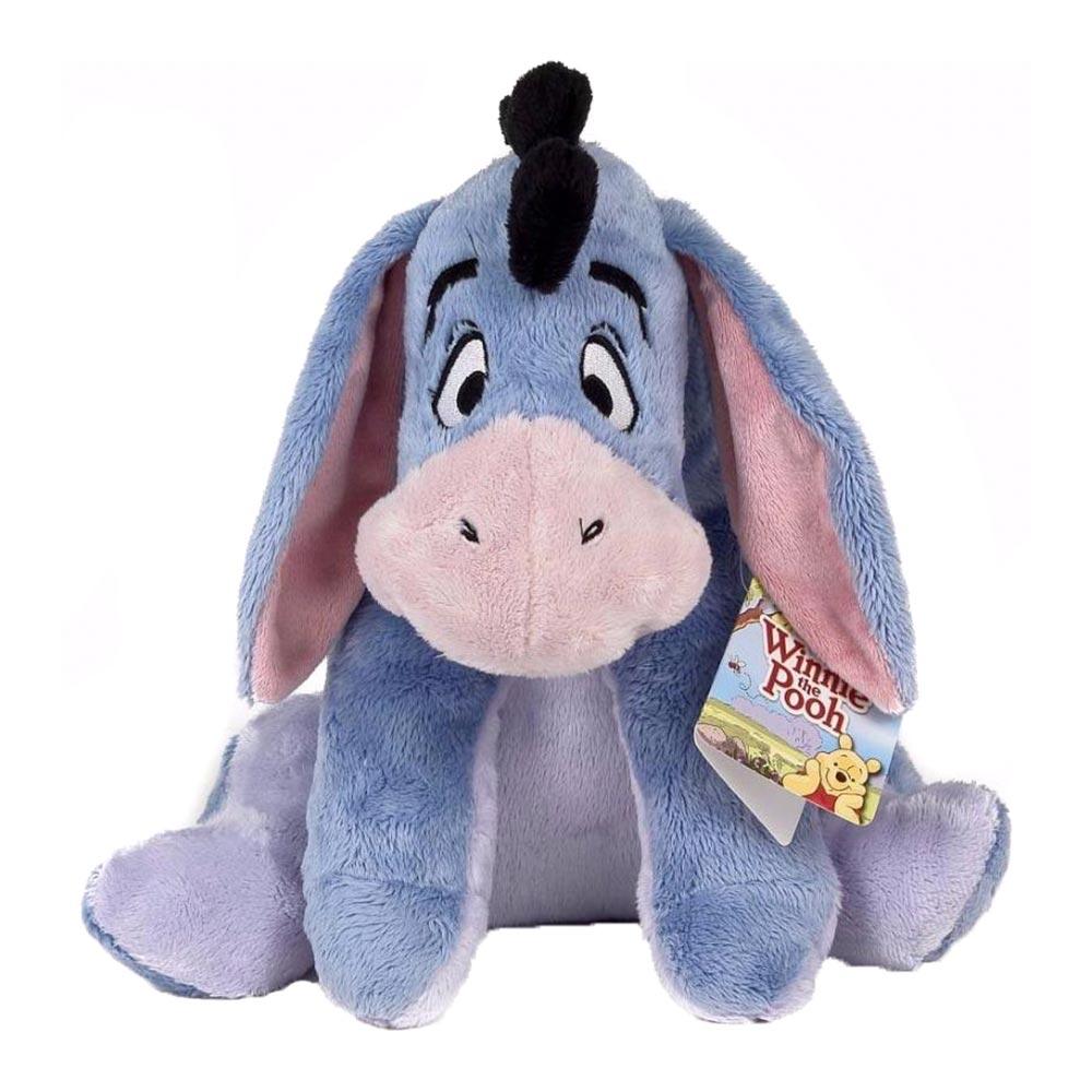 Купить Персонажи мультфильмов, игровые фигурки, Мягкая игрушка ослик Иа 35 см (PDP1100045), Країна Іграшок