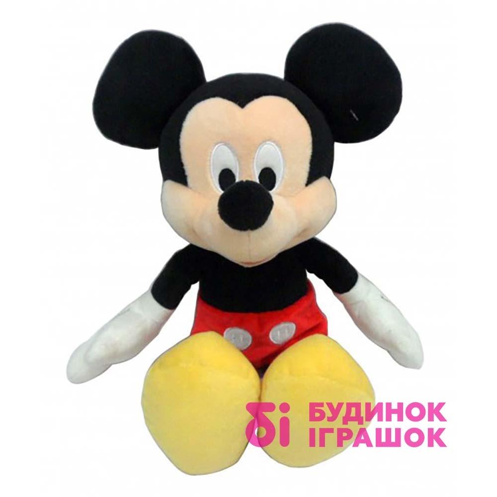 Купить Персонажи мультфильмов, игровые фигурки, Мягкая игрушка Disney plush Микки маус 35 см (PDP1100459), Країна Іграшок