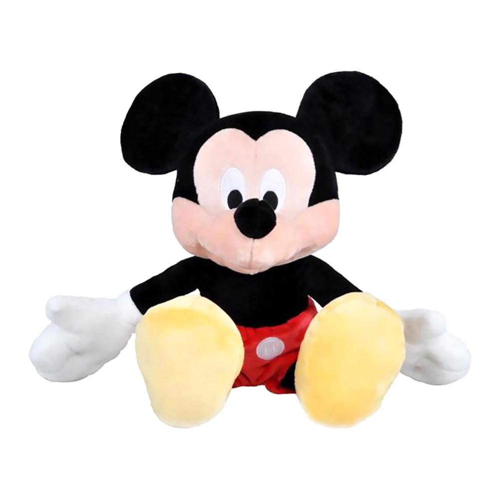 Купить Персонажи мультфильмов, игровые фигурки, Мягкая игрушка Disney Микки Маус 43 см (60354), Країна Іграшок