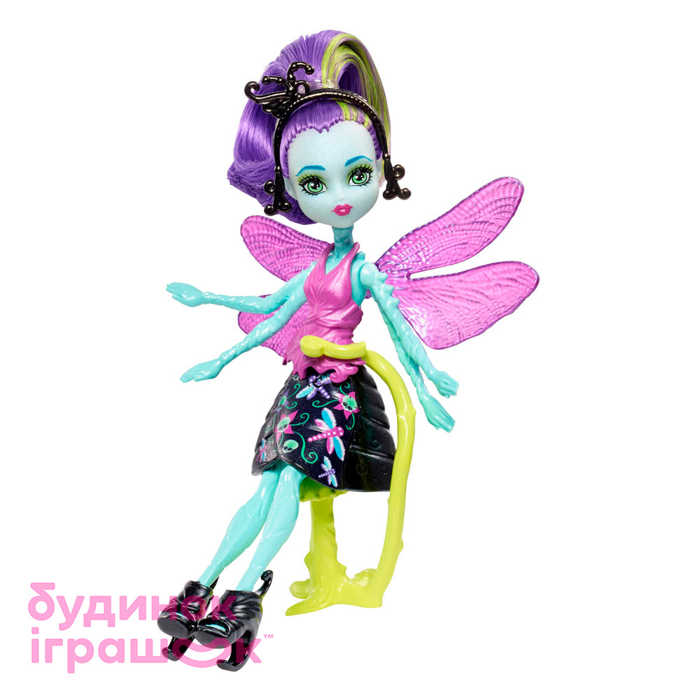 Модельні ляльки - Лялька Monster High Садові перевертні Крилата Вайнгрид  (FCV47 FCV48) 253ba32298c31