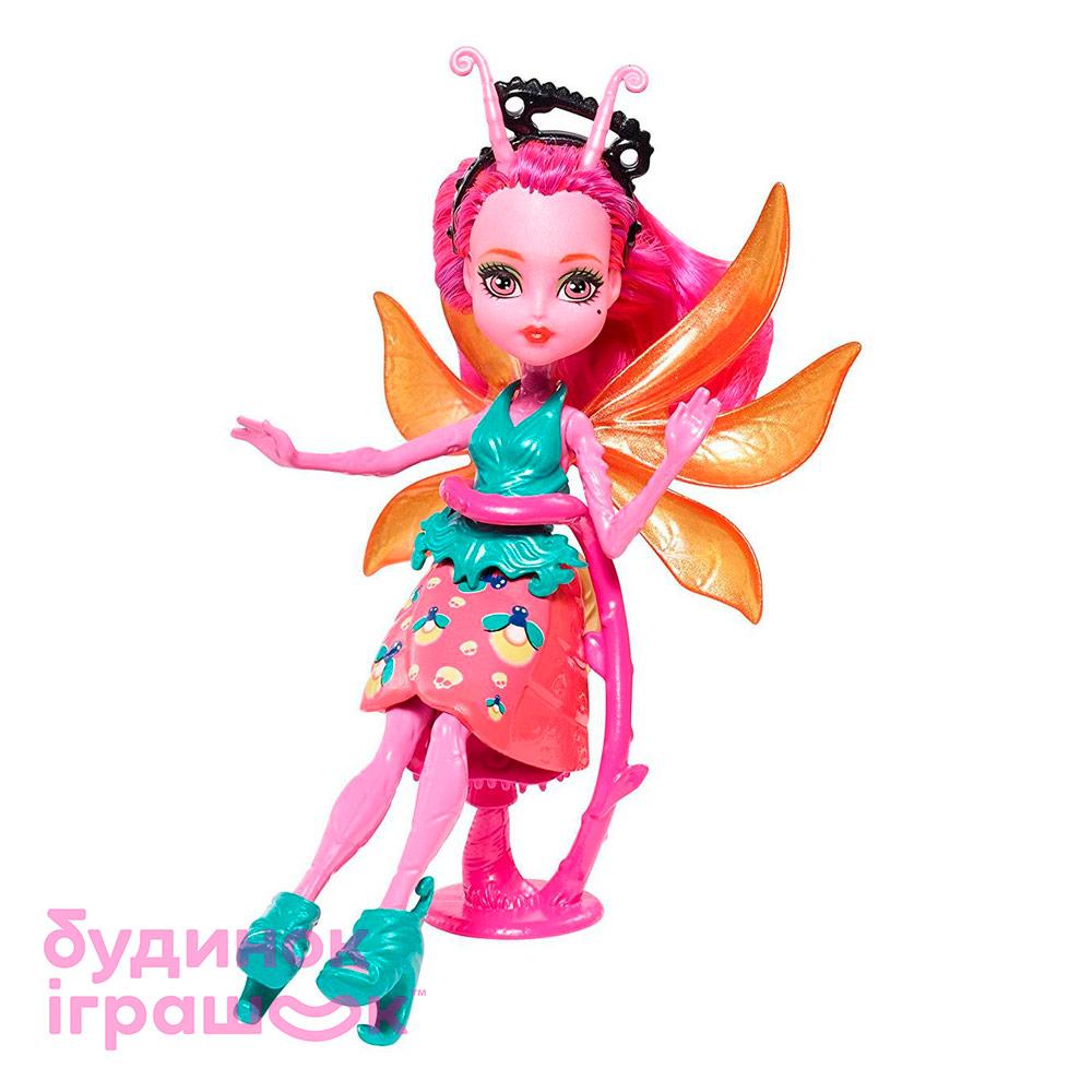 Модельні ляльки - Лялька Monster High Садові перевертні Крилата Люміна  (FCV47 FCV50) 9aebebe981c6f