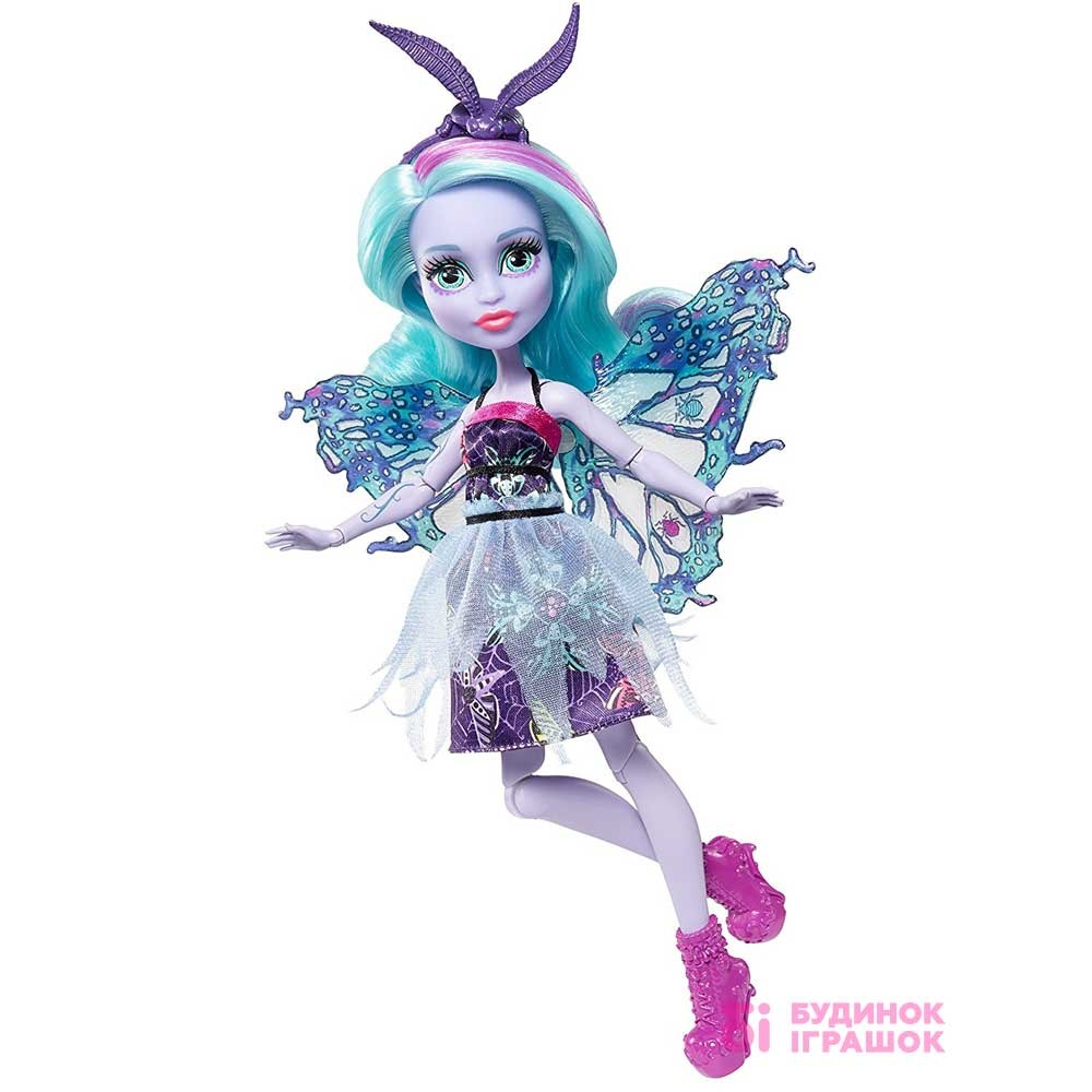 Модельні ляльки - Лялька Monster High Садові перевертні Крилата Твила  (FCV52 FCV53) 6c2355786643b