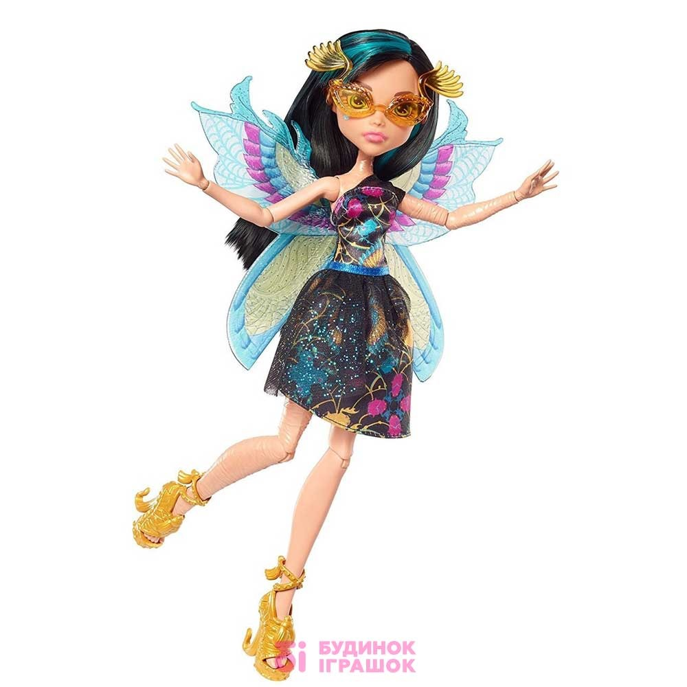 Модельні ляльки - Лялька Monster High Садові перевертні Крилата Клео Де Ніл  (FCV52 FCV54 2979f12c1d2fa