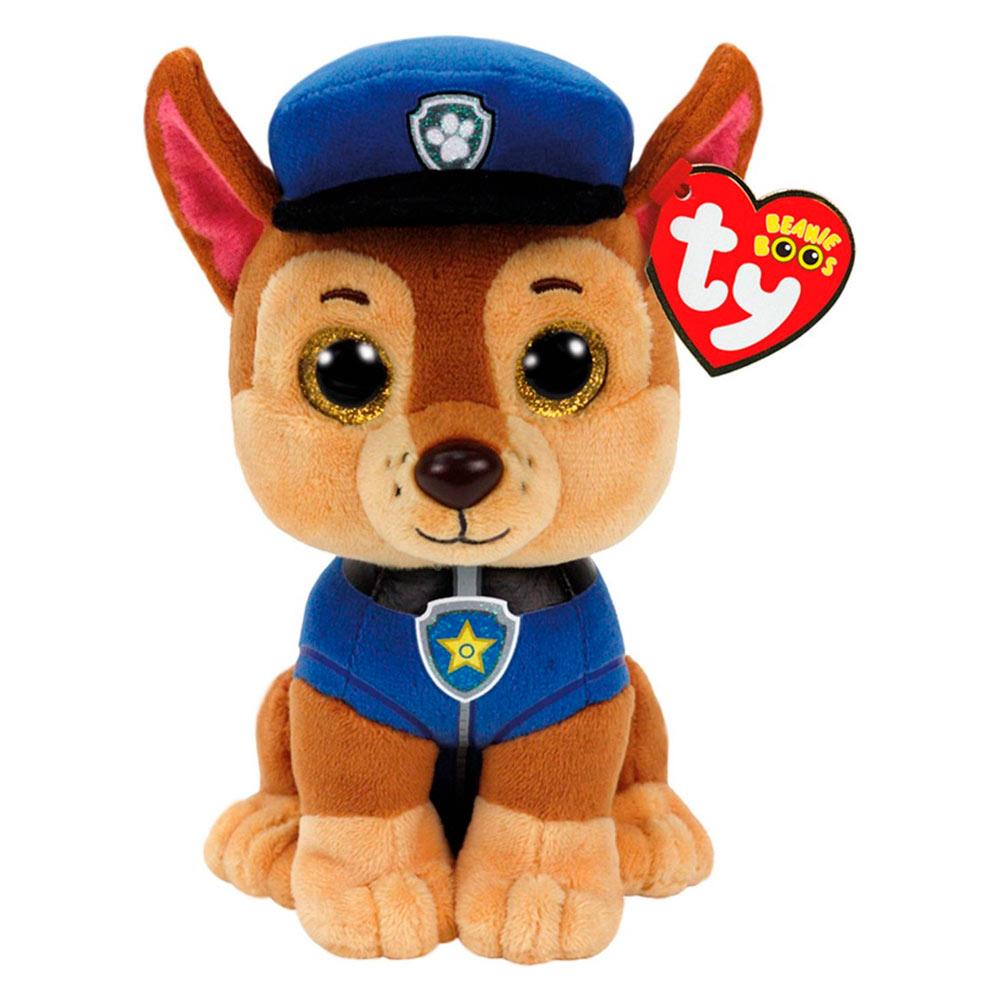 Мягкая игрушка TY Paw Patrol Гонщик 25 см (96319)