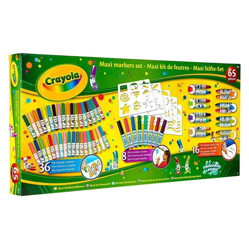 Набір для творчості фломастери Crayola (58-1301) - купити в магазині  дитячих іграшок  Будинок іграшок  ff7d0cf7d1a6f