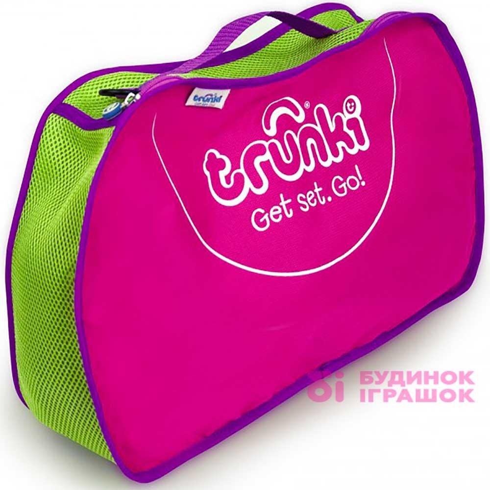 Дитяча дорожня сумка Trunki рожева (0308-GB01-0) - купити в магазині дитячих  іграшок  Будинок іграшок  b5da74d40d143