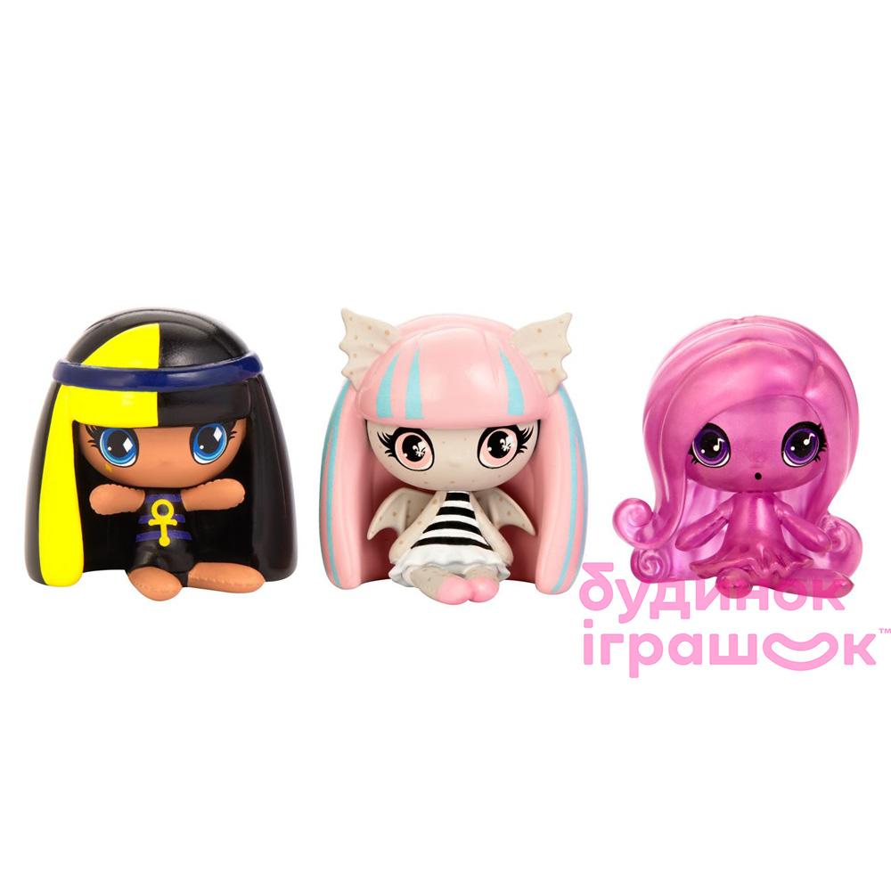 Модельні ляльки - Набір Monster High із трьох міні-монстрів (DVF41 DVF45) 4a2b457aa2da7