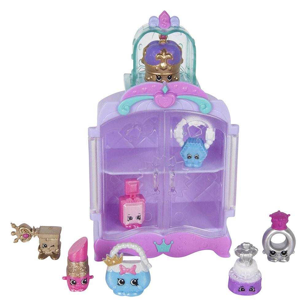 Купить Игровые наборы, Игровой набор Shopkins Кругосветное путешествие Королевские драгоценности S8 серии (56572)