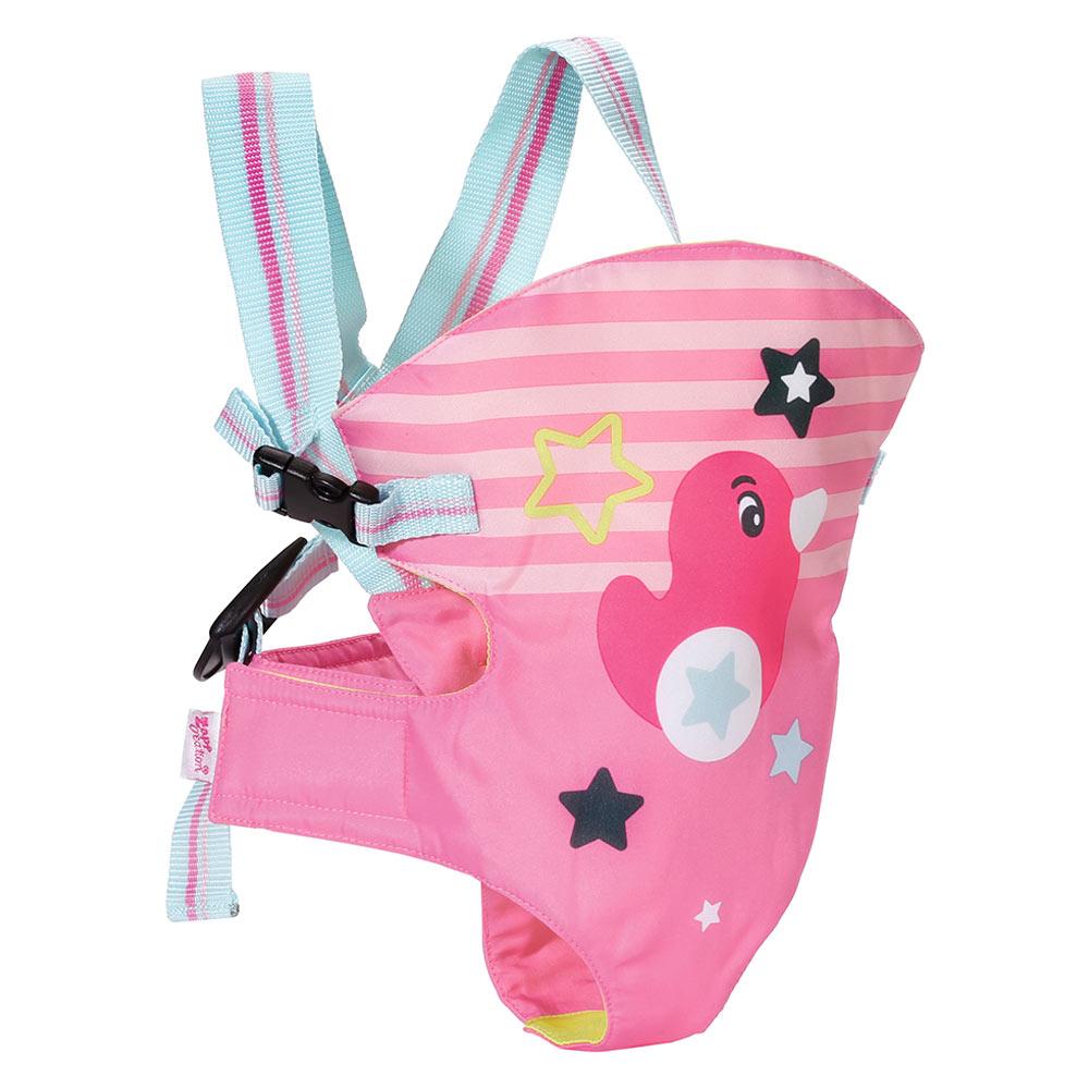 Одяг та аксесуари для пупсів - Рюкзак кенгуру BABY BORN Zapf Creation для  ляльки (824443 7b31c1f7c7abc