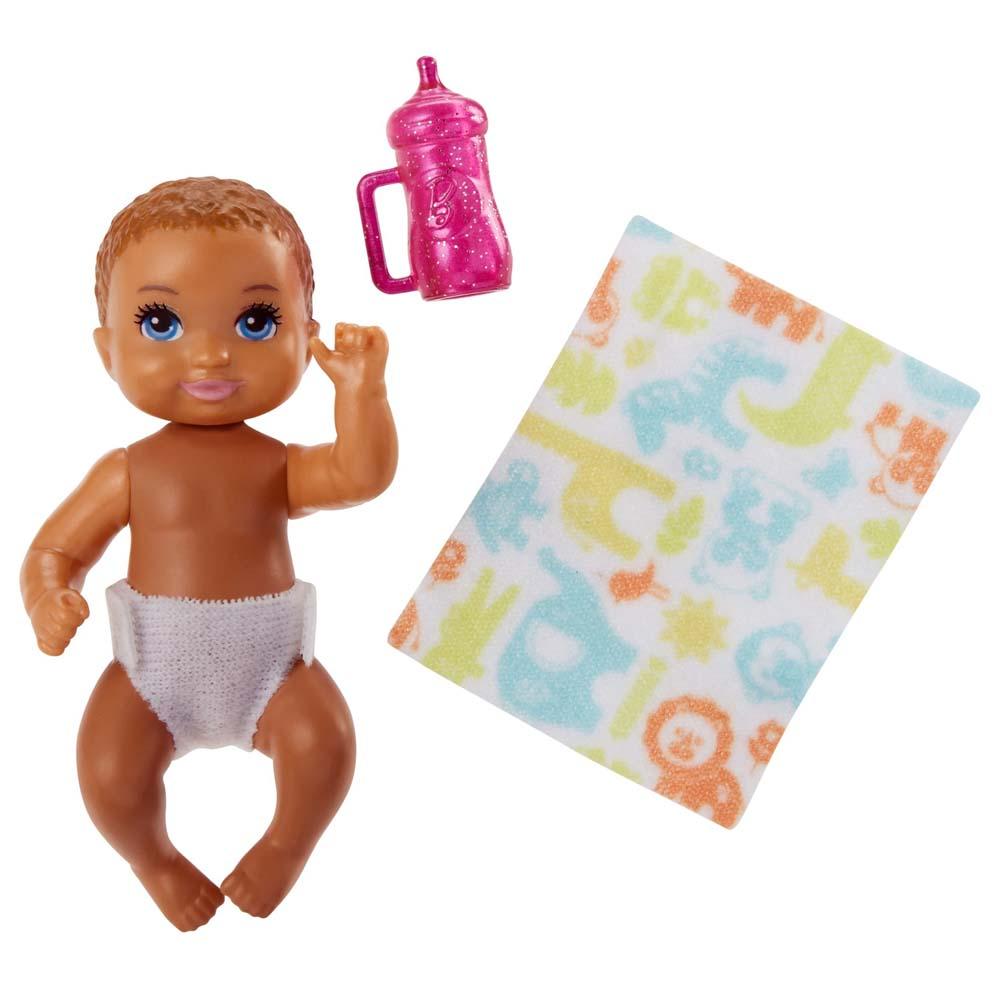 Немовлята Догляд за малюками Barbie сплячий малюк (FHY76 FHY78) - купити в  магазині дитячих іграшок  Будинок іграшок  03f3f558dc471