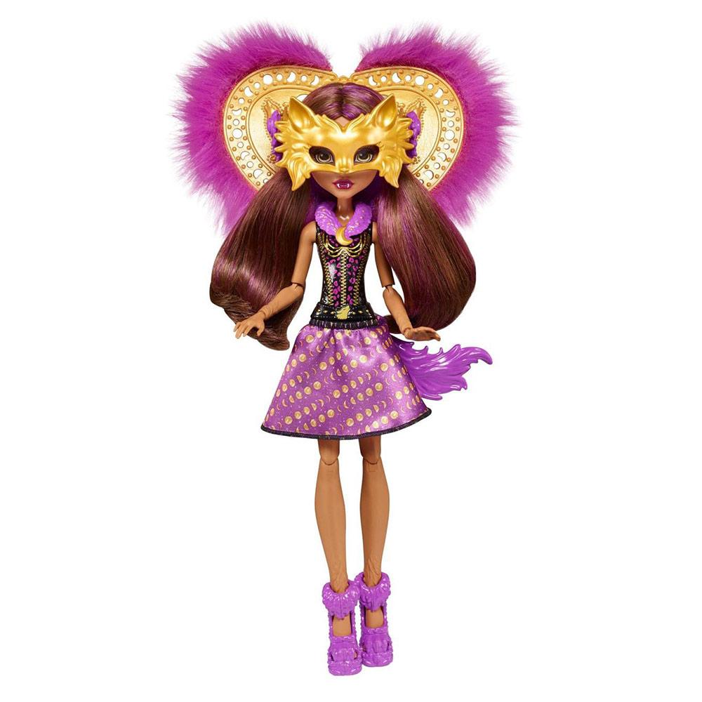 Модельні ляльки - Лялька Монстро-Трансформація Monster High Clawdeen Wolf  (FLP01 FKP47) 8a97be29716f0