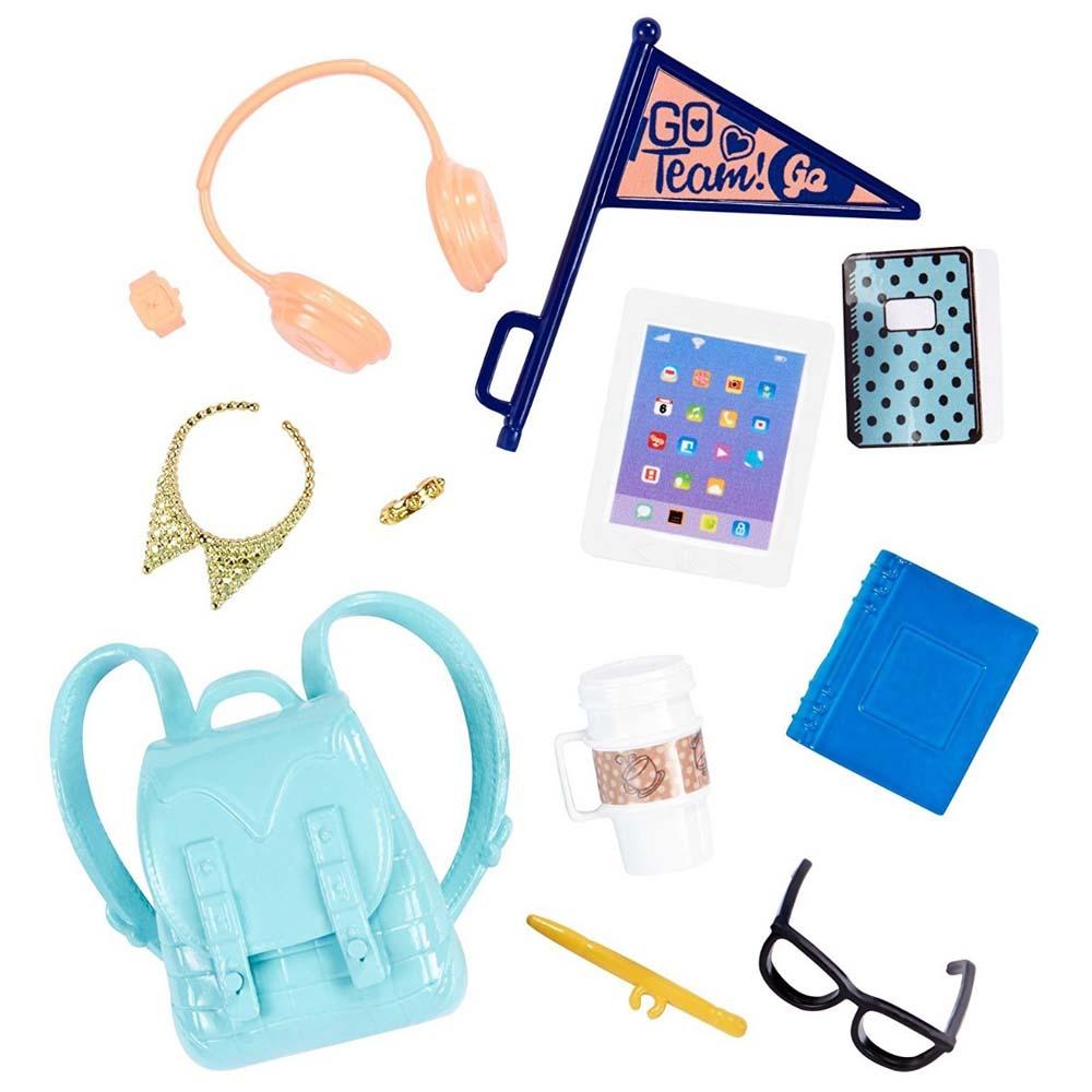 Набор аксесуарів для ляльки Barbie Spirit Fashion School (FND48 FKR92) -  купити в магазині дитячих іграшок  Будинок іграшок  7a1454391ed68